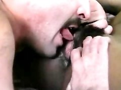 Yummy oral with ebony mom