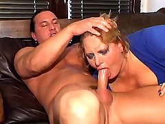 Chubby depraved mature does blowjob in diff poses