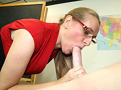 Sara James Milf Blowjob