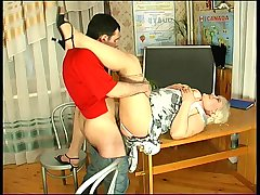 Louisa&Monty red hot mature action