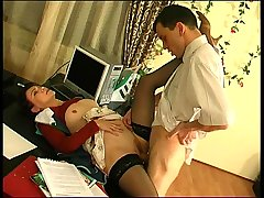 Lillian&Oswald nasty mature action