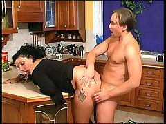 Juliana&Morris raunchy mature video