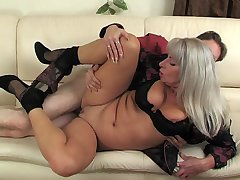 Jessica&Walt kinky mature video