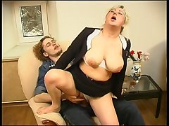 Rosemary&Mike red hot mature action