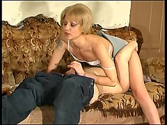 Esther&Adam furious mature video
