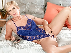 Blond Mature XXX Category
