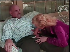 Blonde milf xandria fucks her neighbor