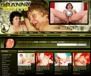 Granny Ghetto - Granny and Old Women Porn
